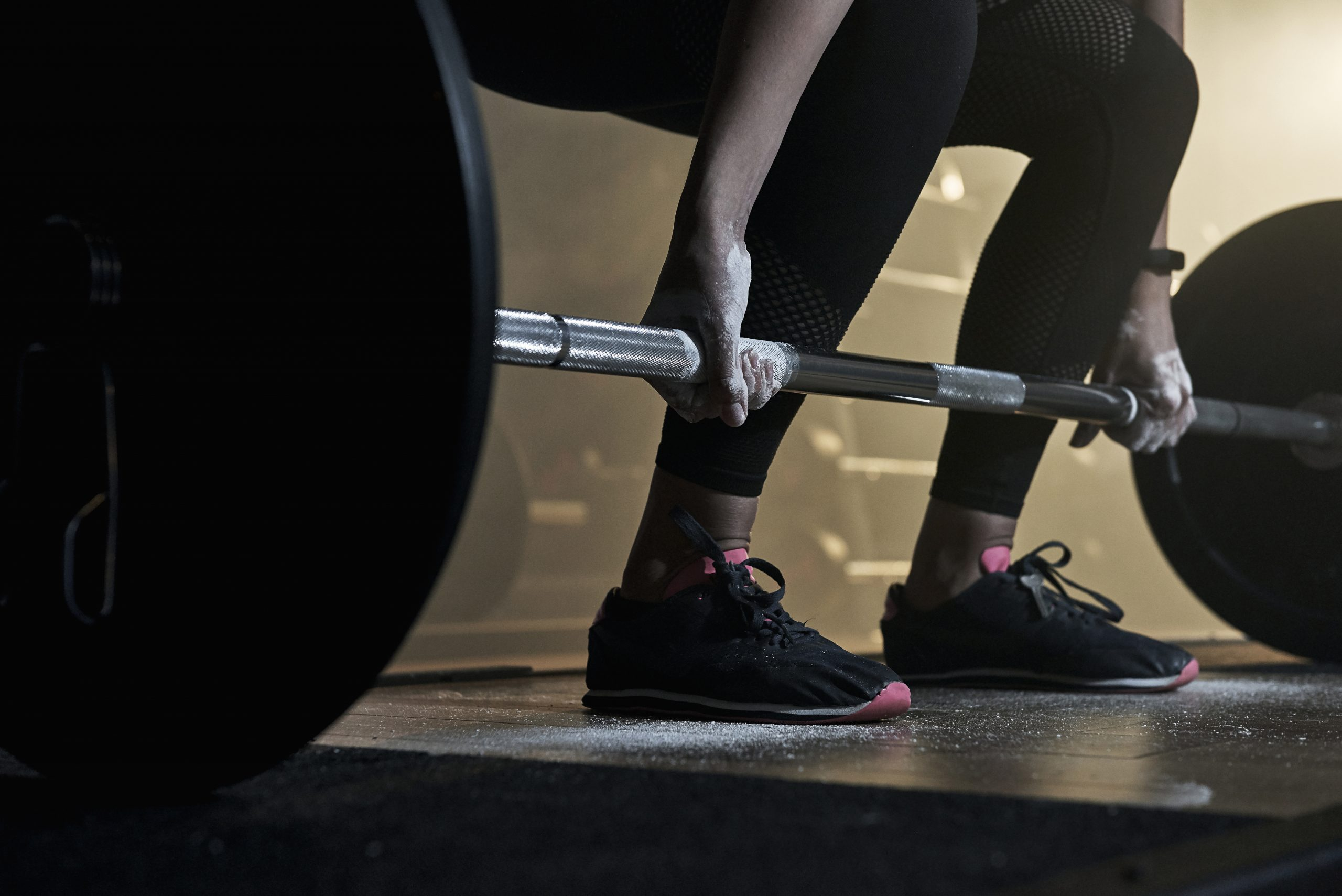 Strength training from Luxe Fitness Bristol
