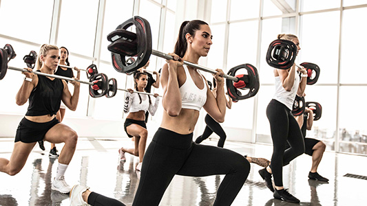 Luxe Fitness gym Bristol provides Grit strength training from - book today!