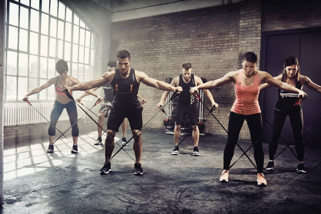 Luxe Fitness gym in Bristol offers CXWORX training in Bristol. Book today.