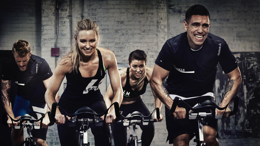 Luxe Fitness gym in Bristol offers Les Mills Sprint training