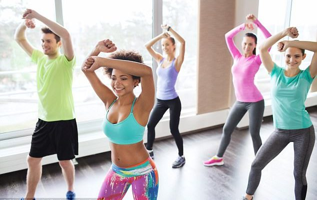 Luxe fitness gym in Bristol provides Zumba classes